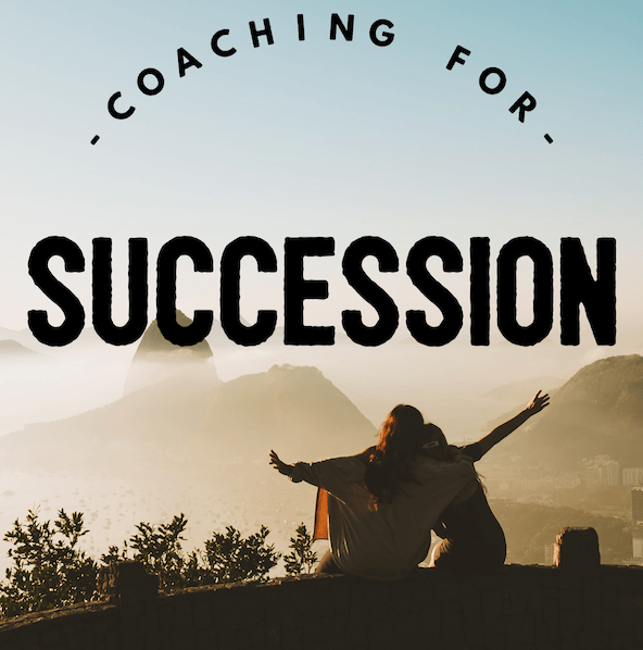 Coaching for succession